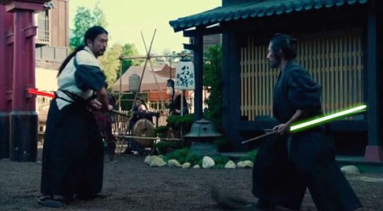 CM-O: Space Samurai: Musashi vs Tanaka